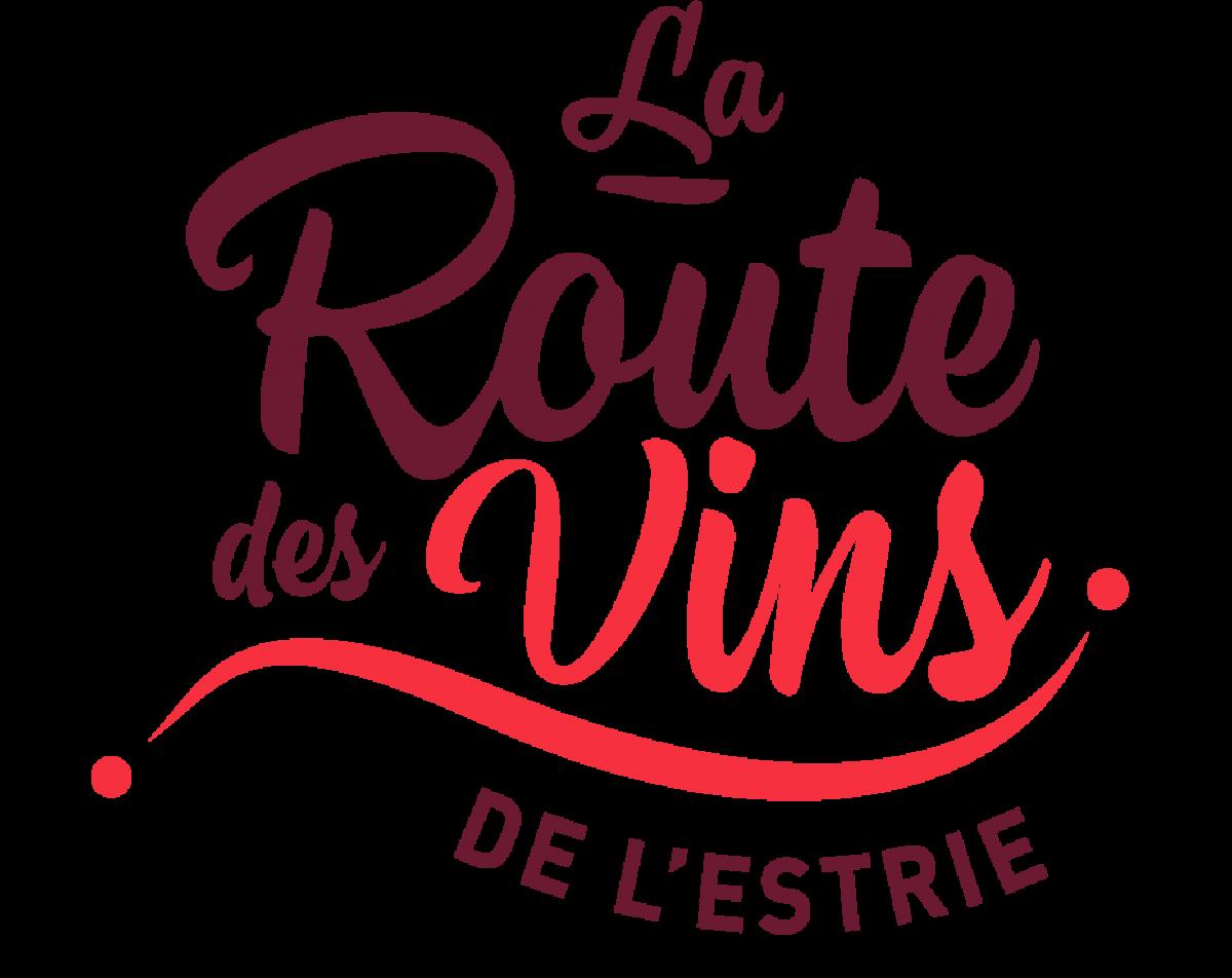 Logo Route des vins de l'Estrie