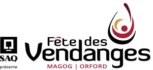 Logo Vendanges Magog